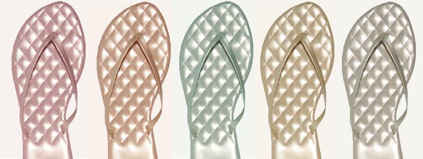 Descanso para os pés -  Frescura ou conforto para as convidadas?