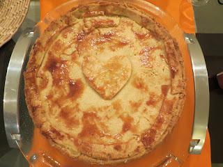 Torta de Camarão - Divina e Fácil !!
