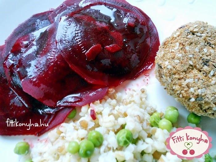 Párolt cékla recept - Kihagyhatatlan zöldségköret karácsonyra