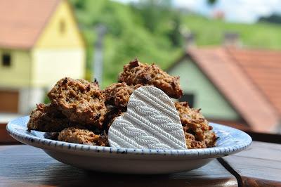 Cookies bez vajíčok, masla, oleja, múky