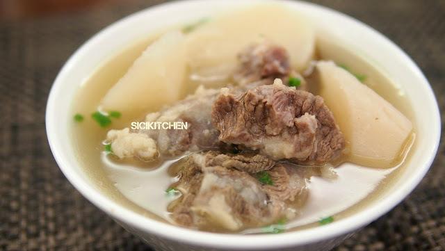 【簡易2步曲】滋味清湯腩-附食譜