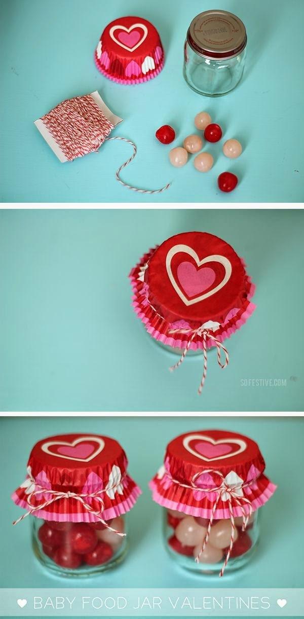 Algunas ideas para detalles en San Valentín