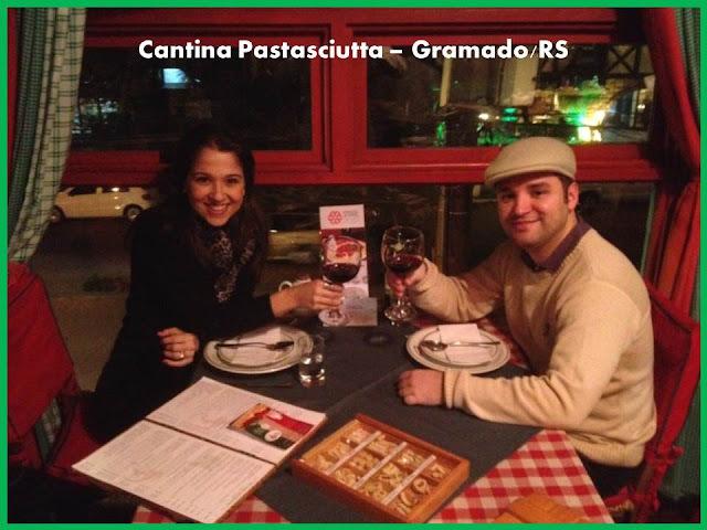 Cantina Pastasciutta: a verdadeira pasta em Gramado!