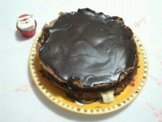 de torta suiça doce