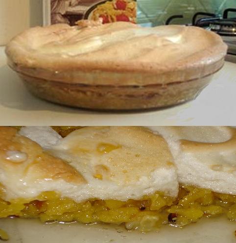 Torta Super Fácil de Maçã