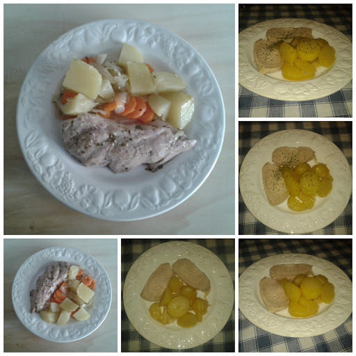 Carne con Patatas en Olla Exprés o al Horno