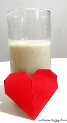 Oats Almond Milkshake