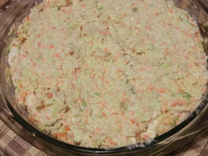 Amerikai káposztasaláta - coleslaw
