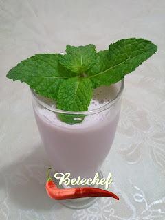 Gelado de Iogurte sabor Uva by Betechef
