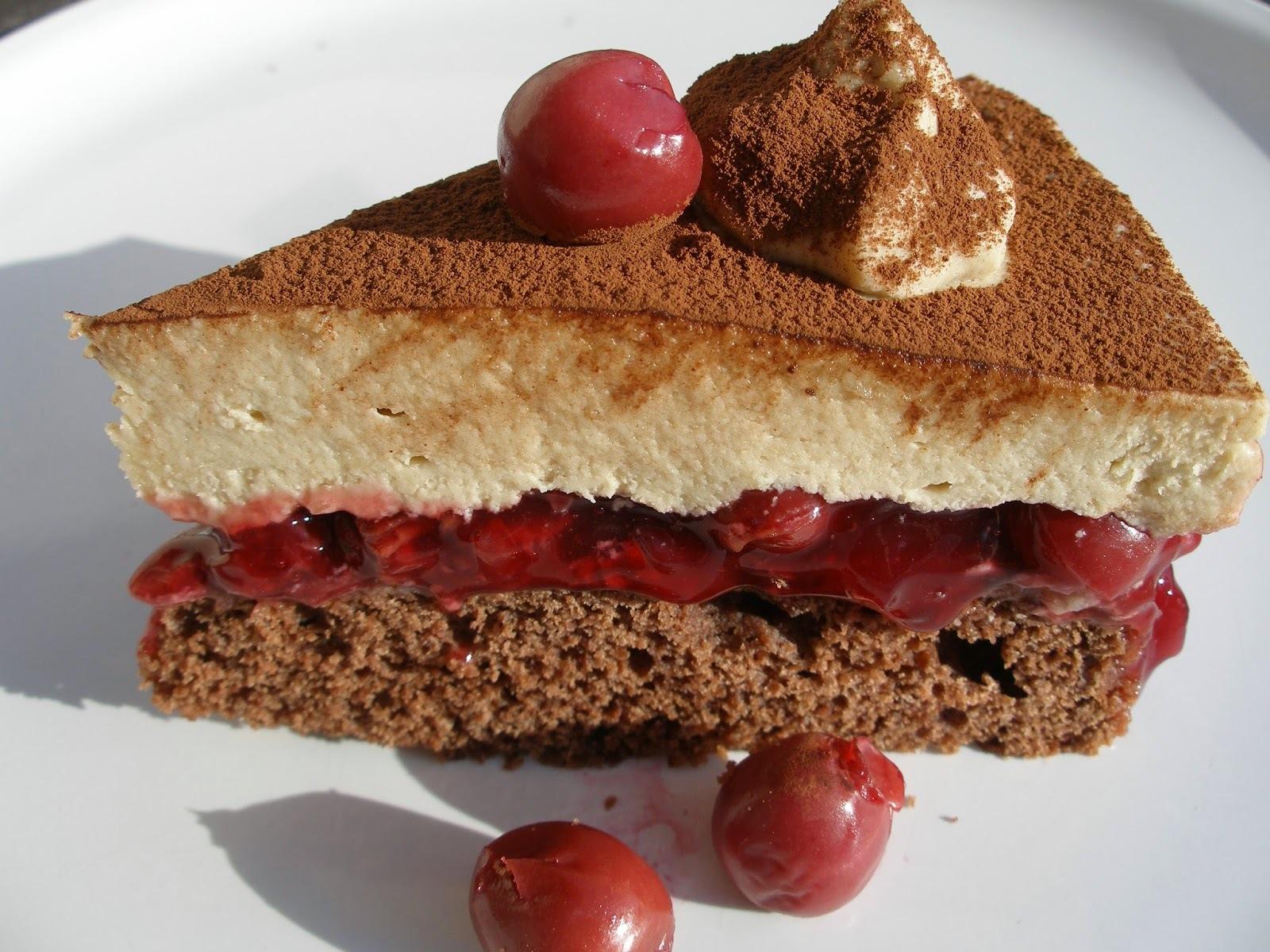 dortový krém z mascarpone