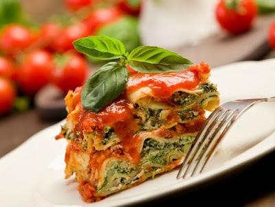 Τι μαγειρεύουμε σήμερα; Πεντανόστιμα λαζάνια με λαχανικά
