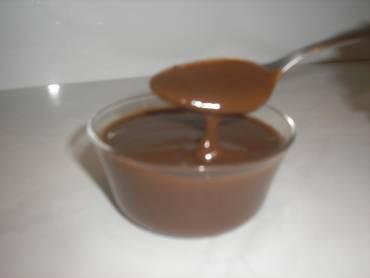 Cobertura de Chocolate Cremosa