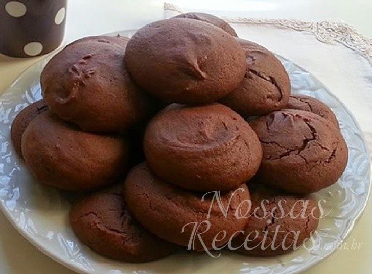 Biscoito de chocolate