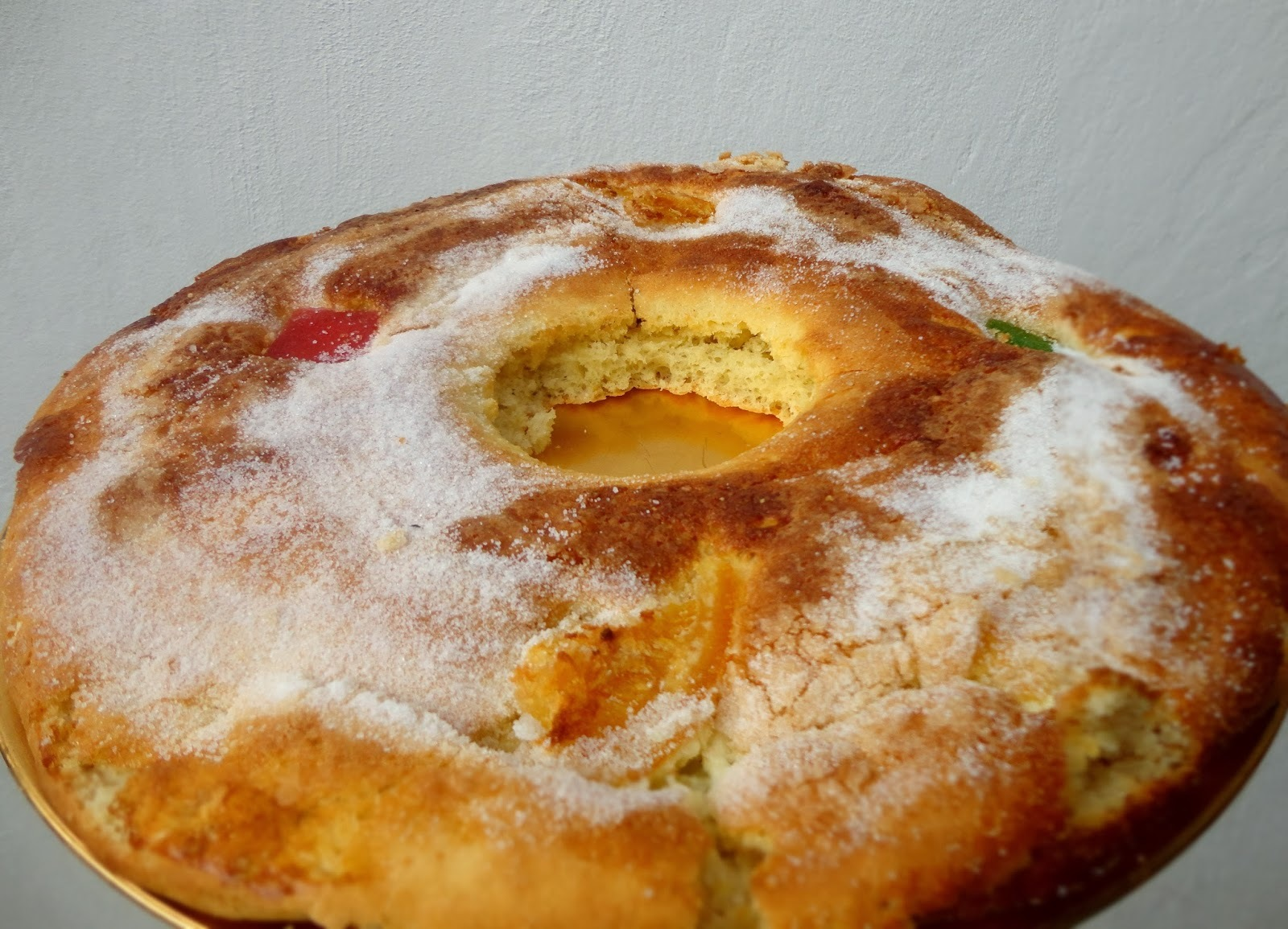 El auténtico Roscón de Reyes en casa
