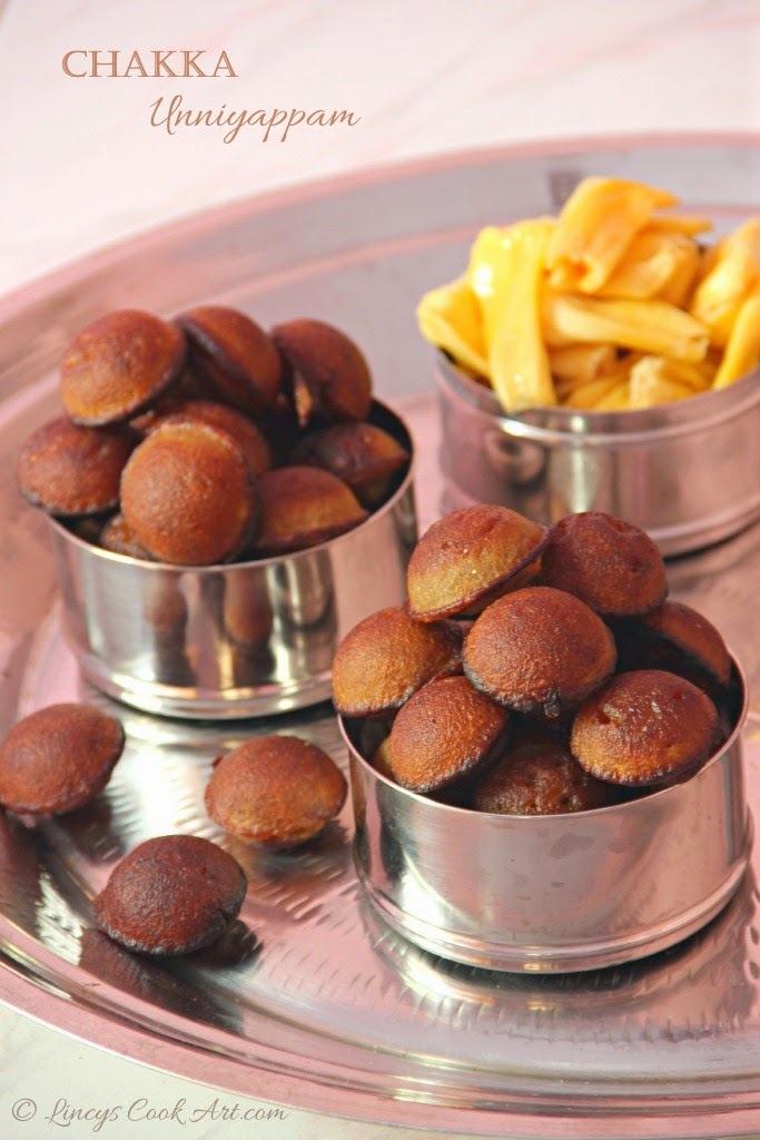 Chakka Unniyappam/ Chakka Paniyaram/ Chakka Neiyappam/ Chakka Appam/ Chakka Bonda/Chakka Kuzhipaniyaram/ Jack Fruit Fritters