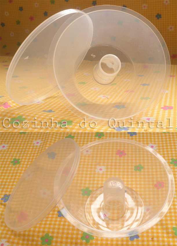 Pudim, Parceria MAC Plásticos e Sorteio
