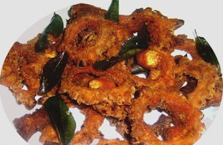 SPICY & CRISPY  FRIED BITTER GOURD