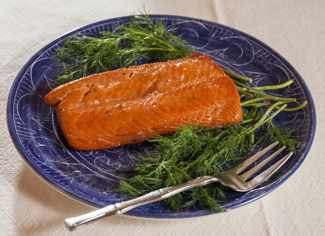 Fresh Wild Pacific Salmon....Smoke If You Got 'Em!