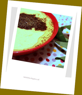 Mambazha pulisseri : Mango - coconut - yogurt savoury mousse     Kukskitchen
