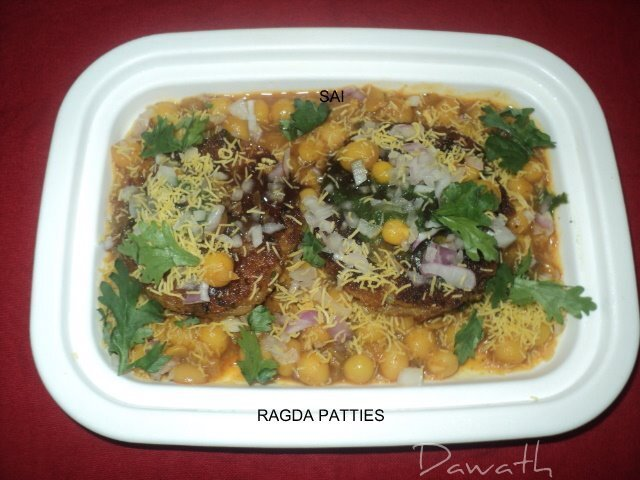 Ragda patties