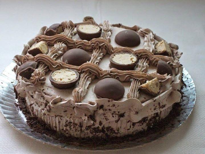 Torta Serenata de Amor