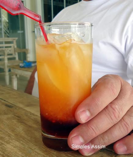 Um drinque e três aperitivos para o fim de semana