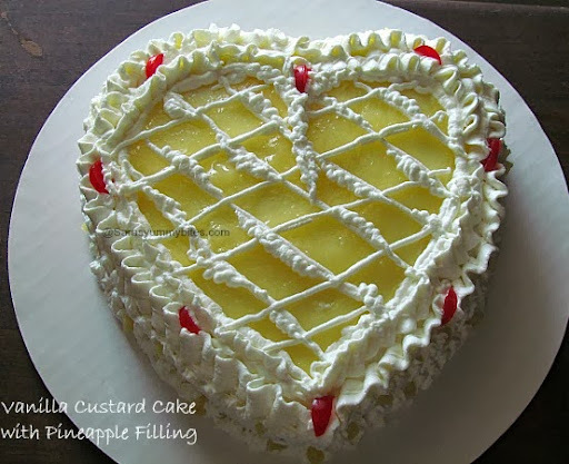 custard apple pudding without oven