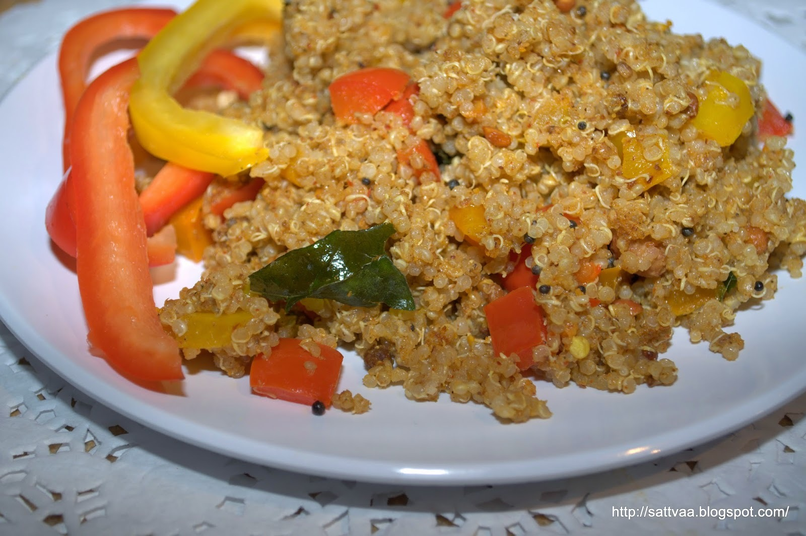 vah re vah quinoa