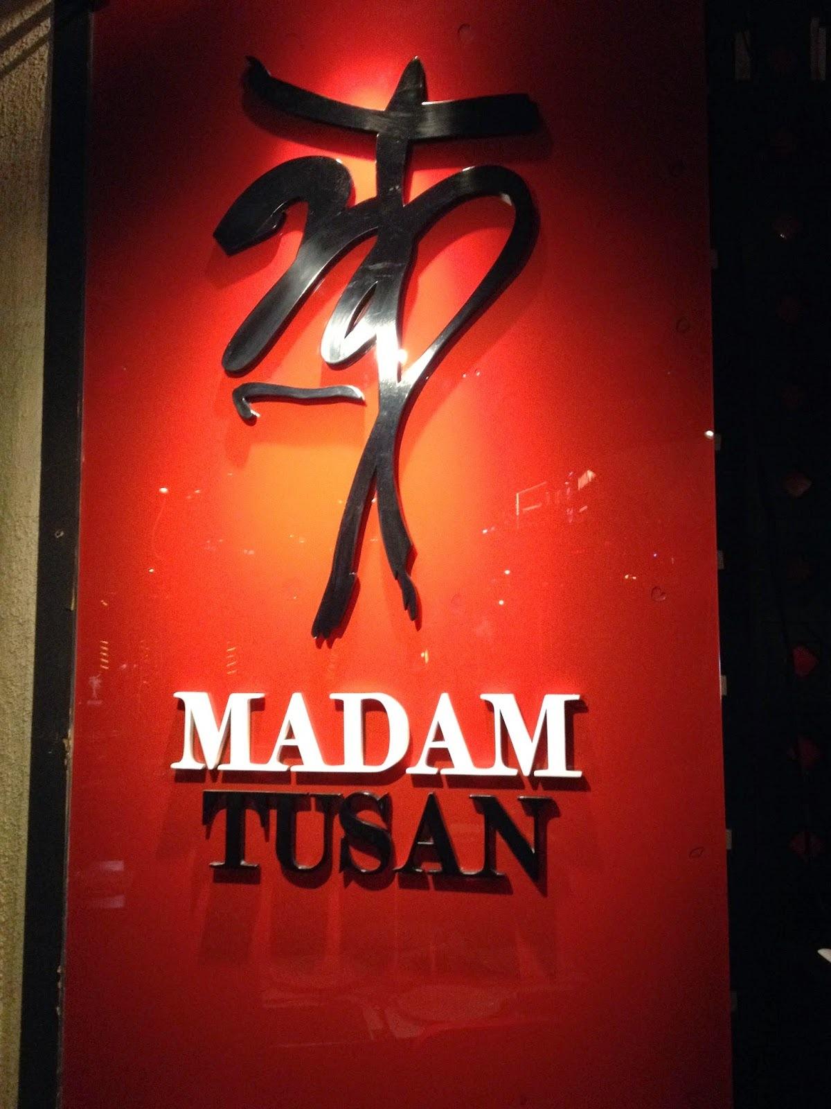 Madam Tusan: Perfecto!