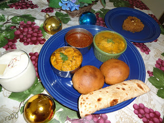 Rajasthani Thali Version -1
