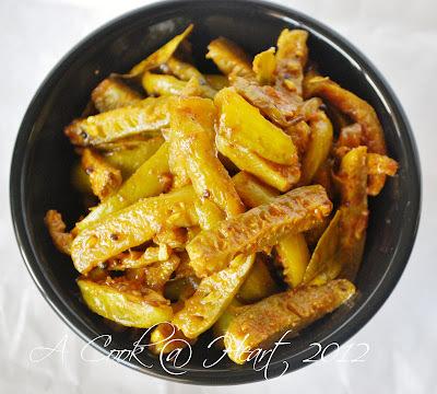 tondli bhaji