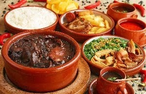 Gastronomía típica de Brasil