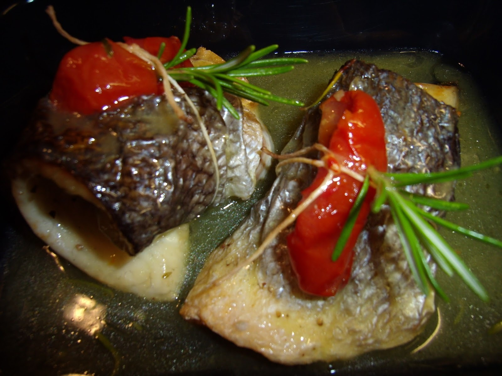 Φιλέτα τσιπούρα ρολό : εύκολη, γρήγορη και γευστική συνταγή με μιά νότα πολυτέλειας!!!