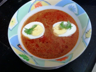 veg egg curry marathi langwage