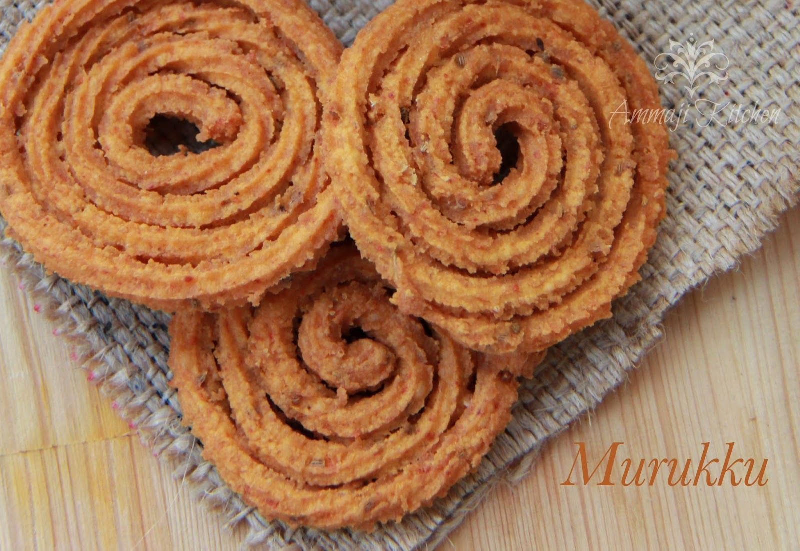 Murukulu | Crispy Murukku | Chakli | How to make Murukku?