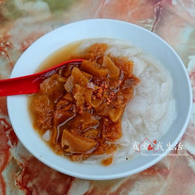 【双溪大年美食】粿汁、烧肉 | 巷弄里的早餐