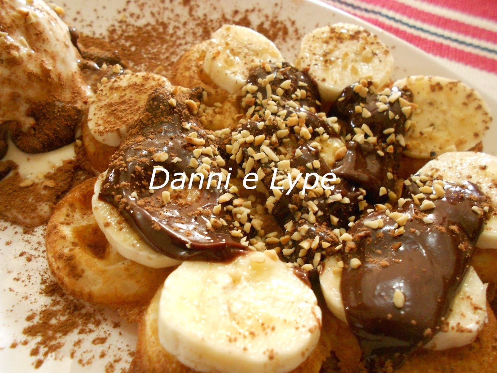 Waffles Doces