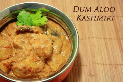 Dum Aloo Kashmiri