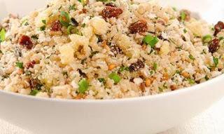 Farofa Vegetariana: receita colorida e saudável