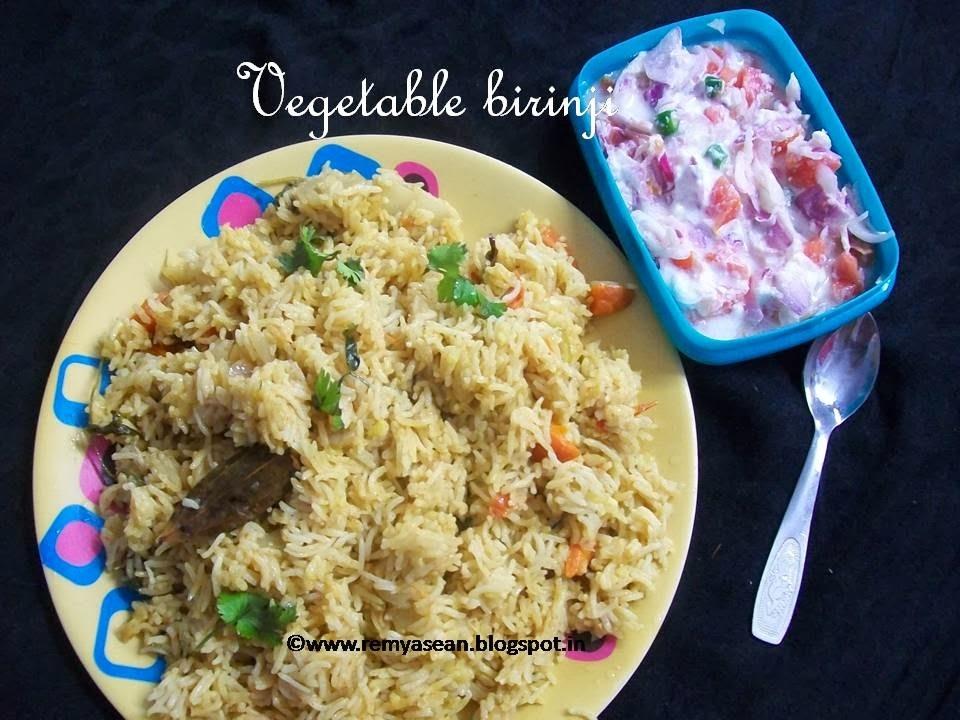 Vegetable Birinji