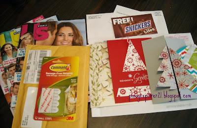 Sweet Cuisinera's Mailbox