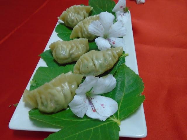 Empanadillas chinas#como preparar Gyoza
