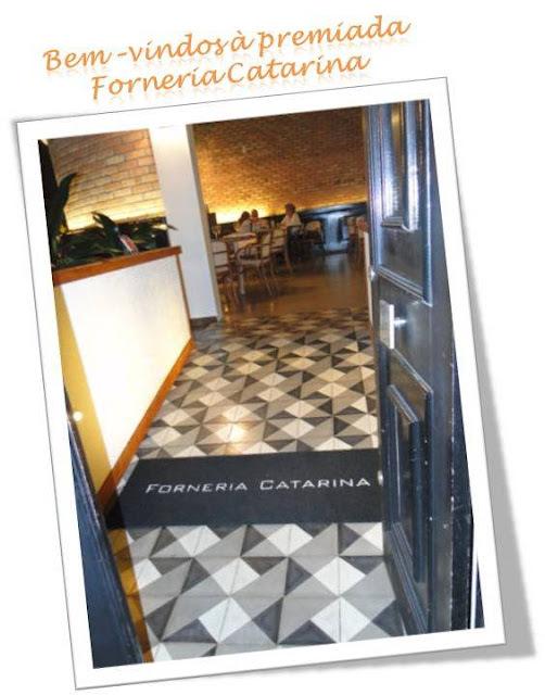 Sabor e prazer sob todos os aspectos: Bem-vindos à Forneria Catarina!