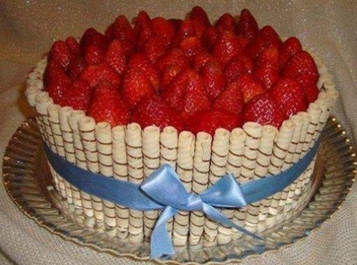 guarana pode molhar bolo de aniversário