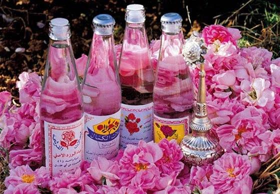 Água de Rosas - Um ingrediente de sabor delicado e requintado