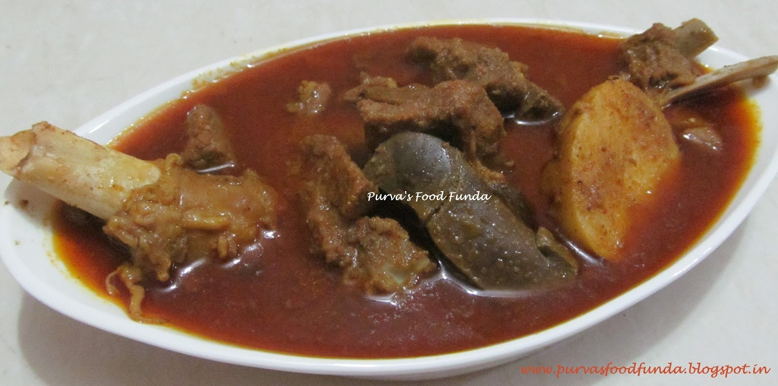 Kokani Thin Mutton Curry