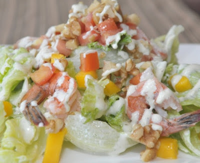 Buko-Mango Salad