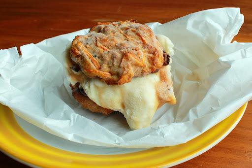 Sanduíche de Sorvete Diet