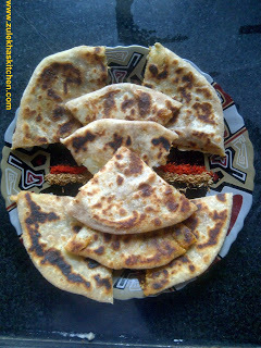 recipe of aloo paratha