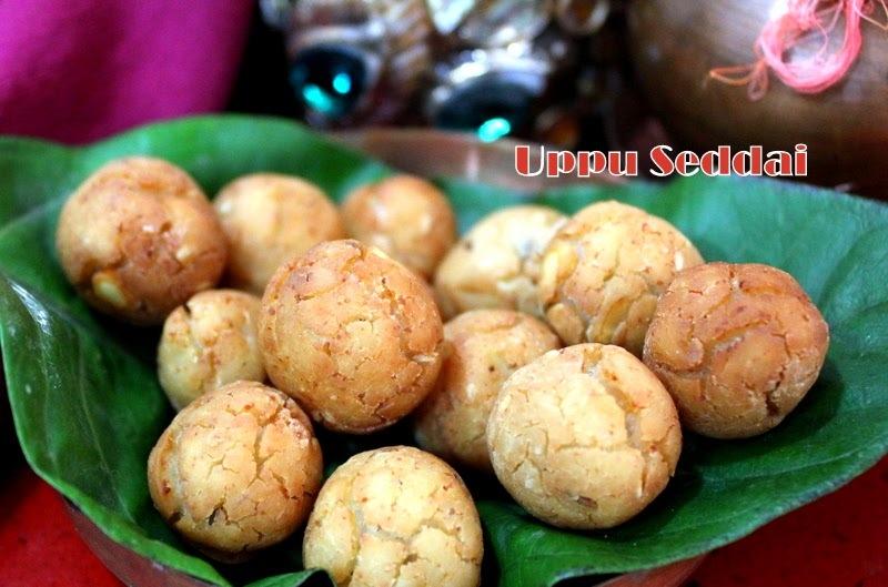 Uppu Seddai - Tamil Nadu Special for ICC